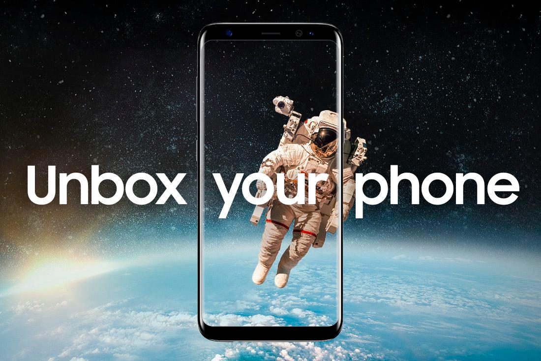 Lanzamiento Galaxy S8 I S8 +