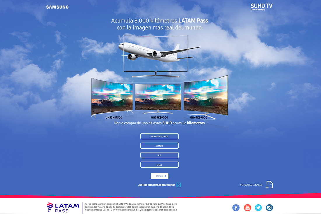 Latam by Samsung