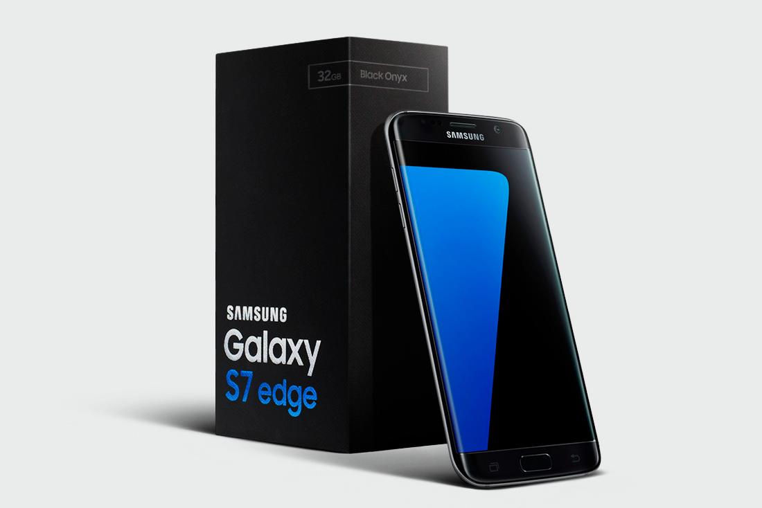 Lanzamiento Galaxy S7 I S7 Edge